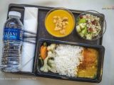 Qatar Airways Quisine Economy Class Meal Presentation