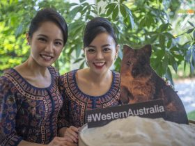 Singapore Airlines and Tourism Western Australia to Spend A$5 million on marketing over the next three years