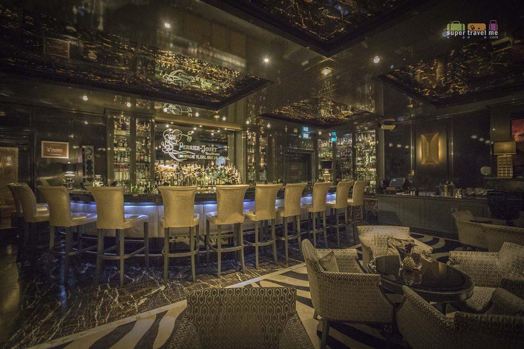 Capella Bar @ Capella Breidenbacher Hof Düsseldorf