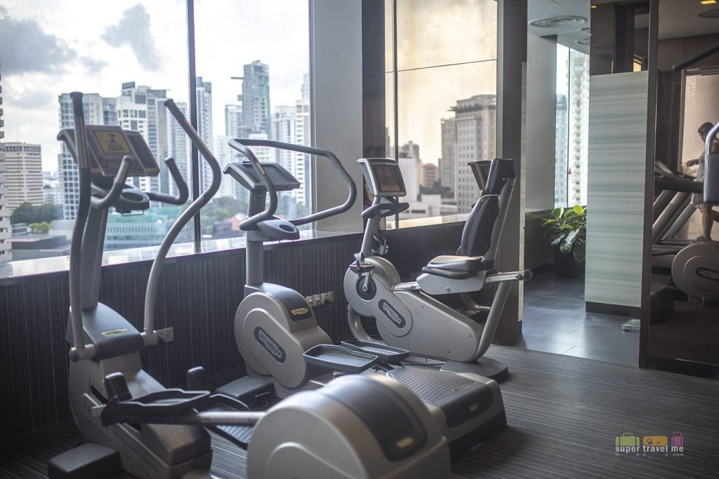 Gym at Level 12 The Quincy Singapore