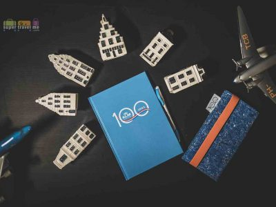 KLM Celebrated 100 Years on 7 October 2019