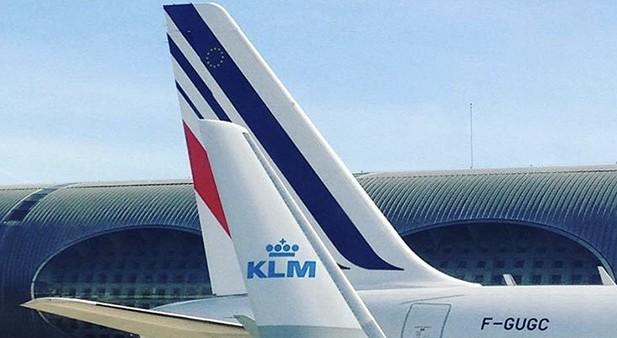 Air France - KLM Group photo