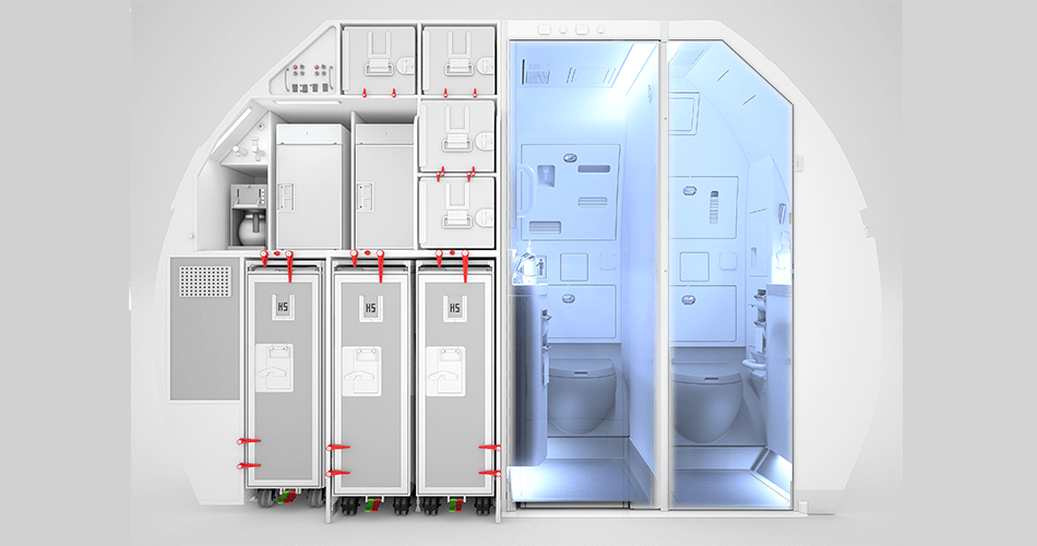 Airbus Space Flex (Source: Airbus)