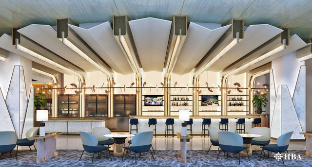 SIA TO LAUNCH $50 MILLION UPGRADE OF CHANGI AIRPORT T3 LOUNGES (Artist Impression)
