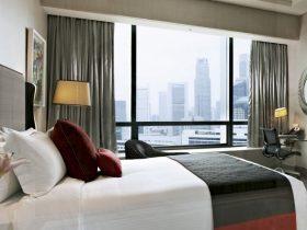 Carlton City Hotel Singapore Guest Room (Carlton City Hotel Singapore Photo)