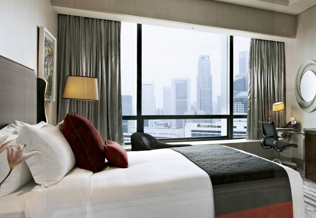 Carlton City Hotel Singapore Guest Room (Carlton City Hotel Singapore Photo)