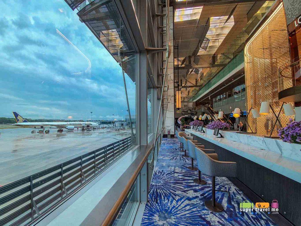 Changi Airport Terminal 3 Airside