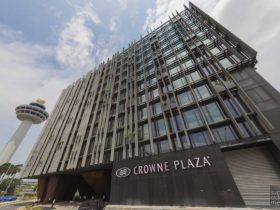 Changi Airport and Crowne Plaza Chang Airport named Skytrax World's Best in their own categories.