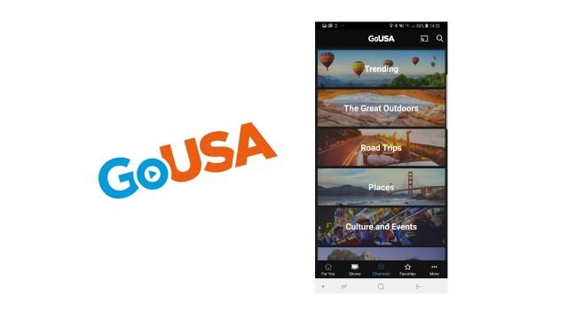 GoUSA TV app