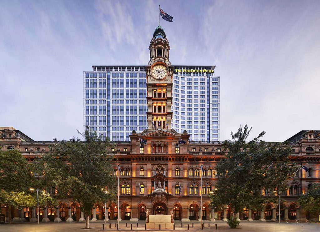 The Fullerton Hotel Sydney (Fullerton Hotels & Resorts photo)