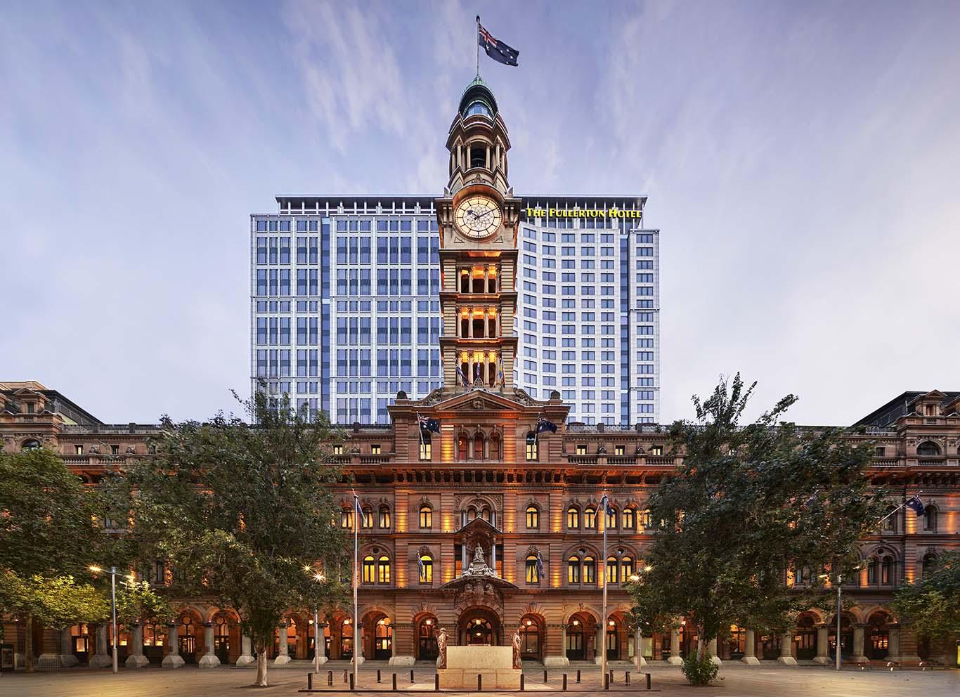 The Fullerton Hotel Sydney (Fullerton Hotels & Resorts photo)