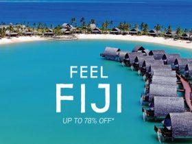 Fiji Airways Feel Fiji