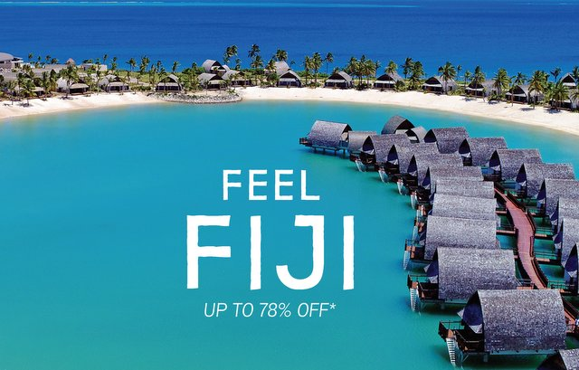 Fiji Airways Feel Fiji