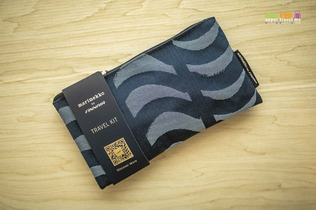 Finnair Business Class Amenity Kit 2019