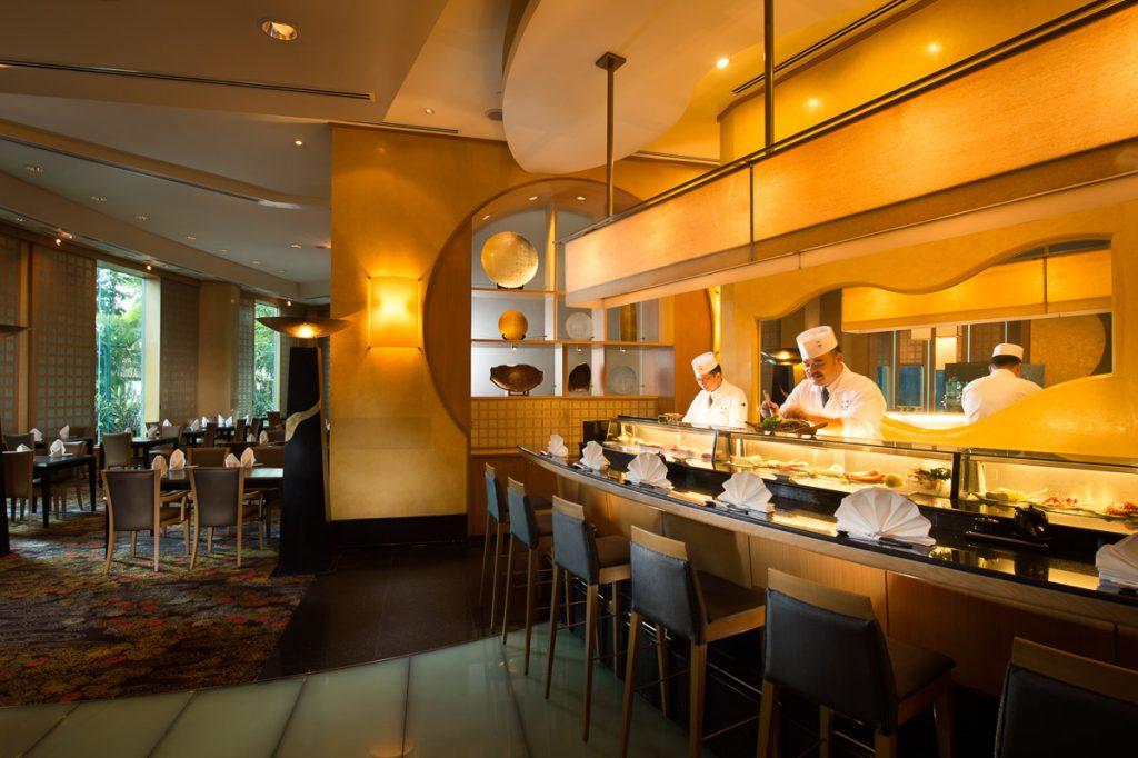 Hilton Kuala Lumpur - Iketeru Sushi Bar