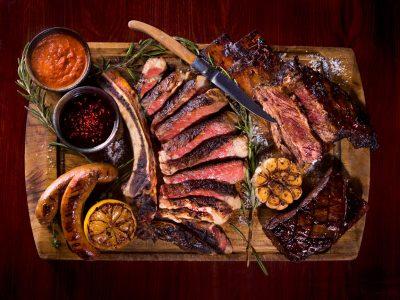 Hilton Singapore - Opus Premium Butcher's Cuts Platter