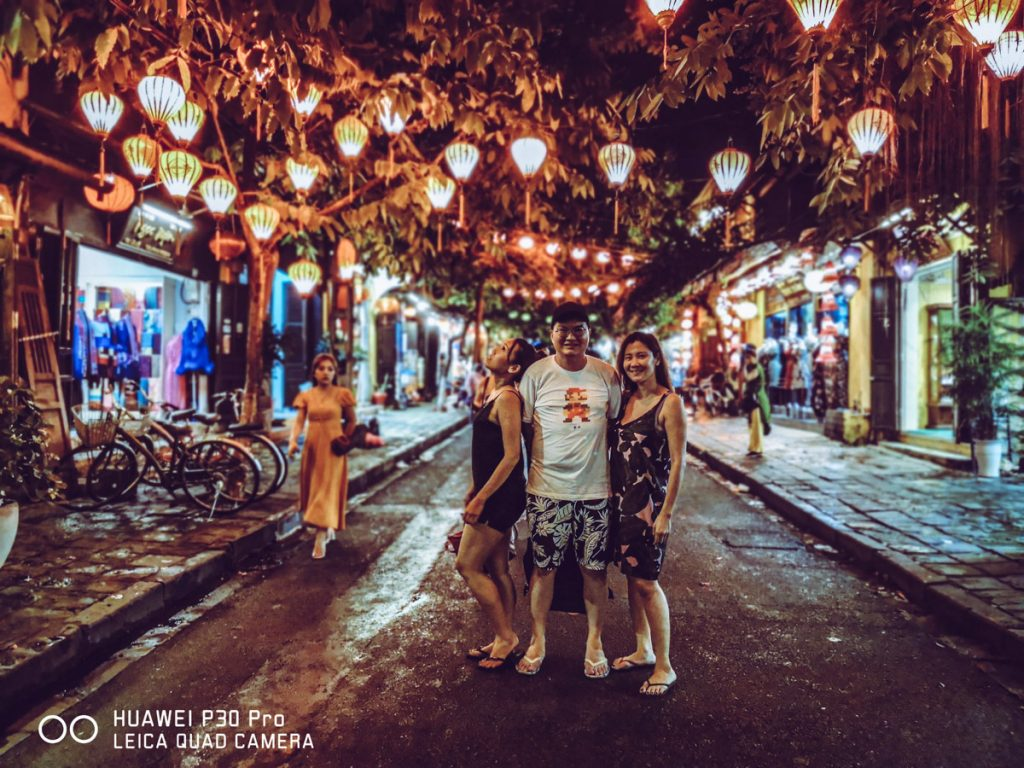 Hoi An Vietnam silk lanterns photo spot best