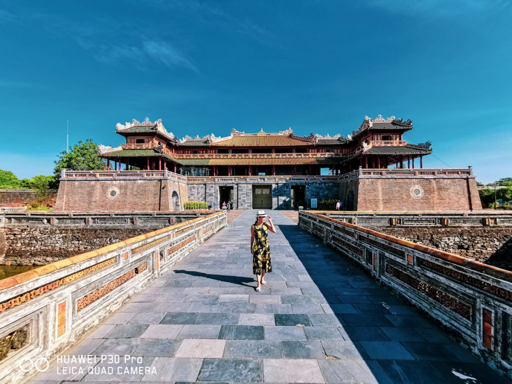 Hue Imperial City Citadel vietnam photo spot best