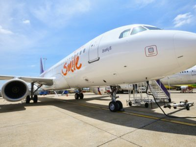 THAI Smile Airways photo