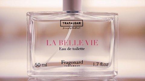 Trafalgar La Belle Vie Eau de Toilette. (TTC photo)