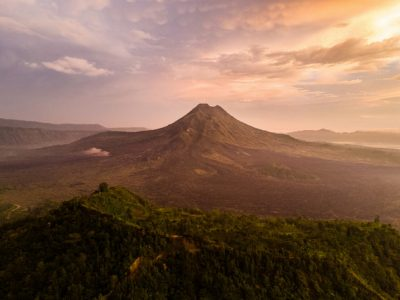 Sunrise Trekking on Batur Volcano in Bali with Luxury Escapes 'Experiences'