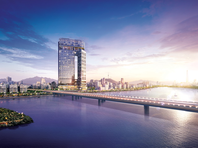 MGallery Seoul rendering (Accor photo)