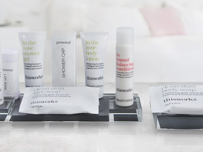 Marriott Hotels This Works Amenities (Marriott Hotels photo)