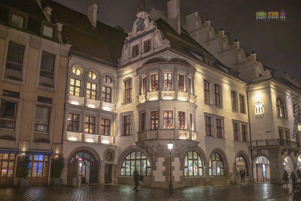 Munich Hofbrauhaus