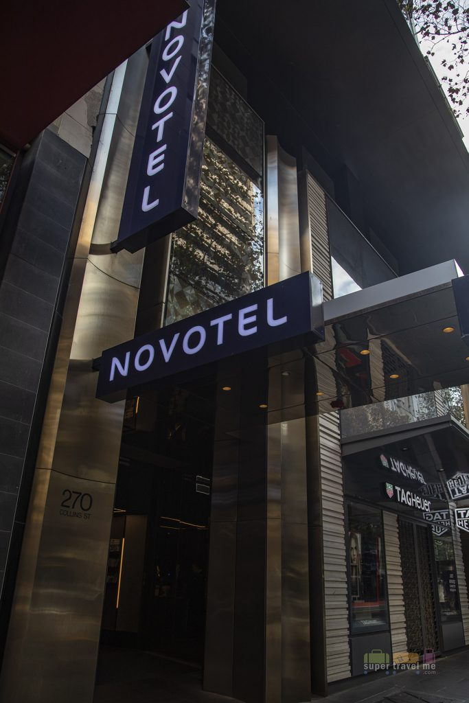 Novotel Melbourne on Collins  4219