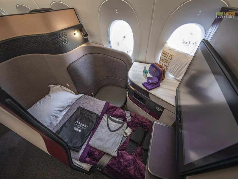 Qatar Airways Q Suites