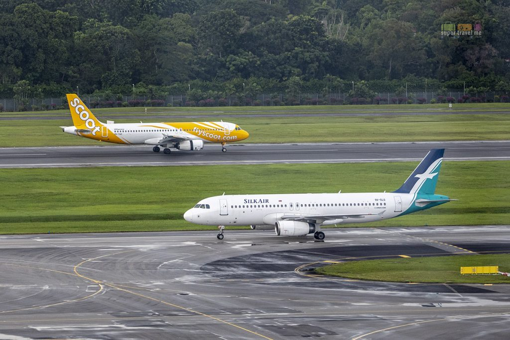 Scoot and Silkair