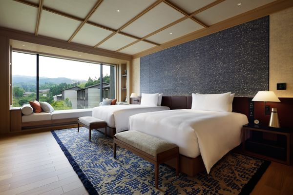 ROKU KYOTO LXR Hotels Resorts ROKU Suite
