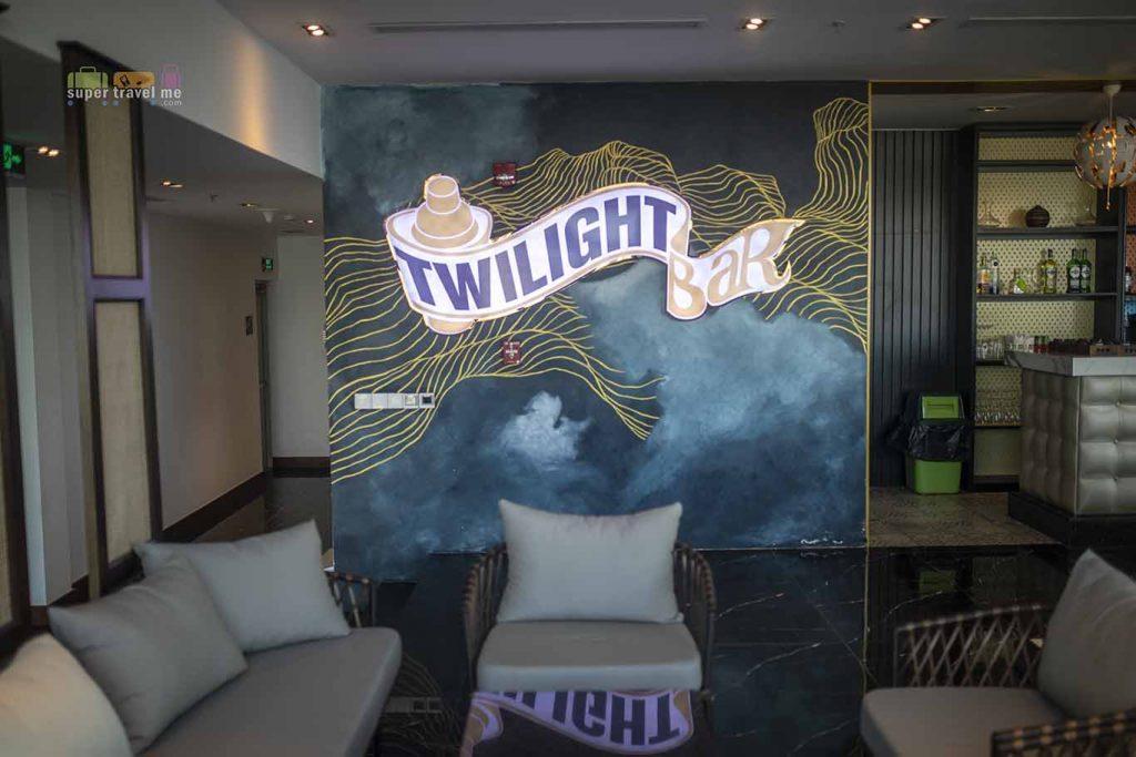 Twilight Bar - The Rooftop Bar at Wyndham Garden Hanoi