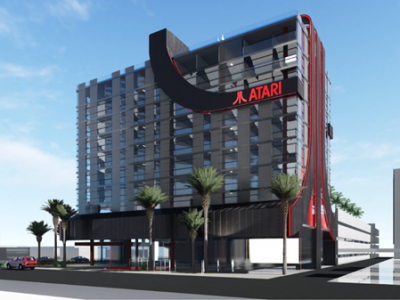 Atari® Announces World-Class Video Game-Themed Atari Hotels™