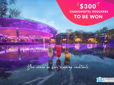 Win S$300 ChangiHotels vouchers