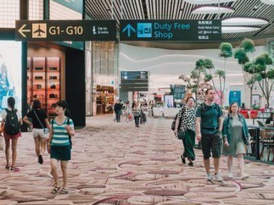 Changi Airport Group photo